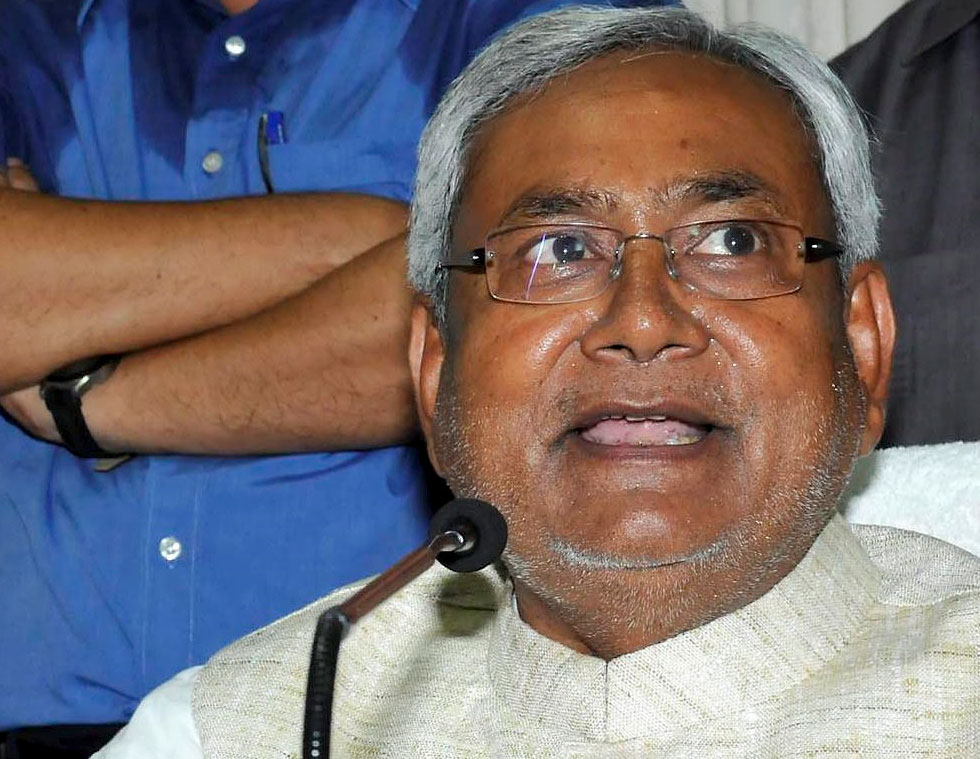 BJP threatens to expose Nitish Kumar