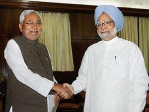 Nitish thanks PM for describing him as secular