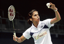 Saina still eyes first title of 2013 in Singapore