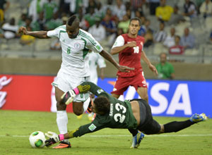 Tahiti no match for Nigeria