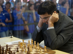 Boris holds Anand to tame draw