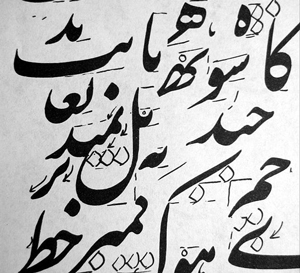 On a mission to revive Arabic calligraphy in India