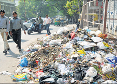Mandatory segregation of waste in 31 wards from July