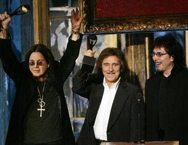 After four decades, Black Sabbath tops U.S. album chart