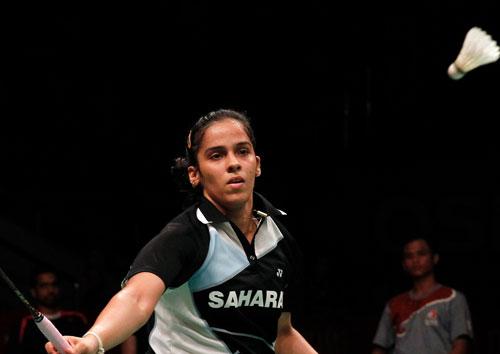 Saina drops to World No.4