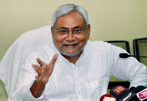 'Congress not to join Nitish Kumar government'