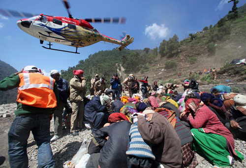 556 bodies found, hundreds may have died: Bahuguna