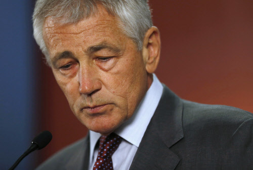 Hagel apologises to Indian professor over Taliban joke