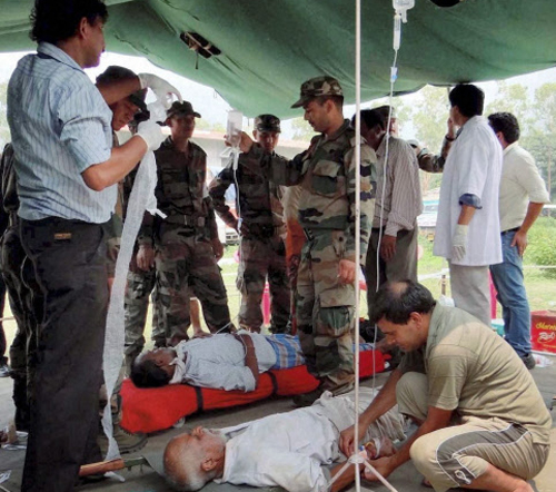 U'khand:Desperate families seek video footages of relief camps
