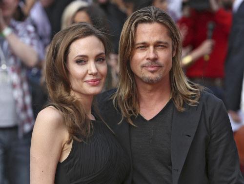 Angelina Jolie's ban on Brad Pitt's friends