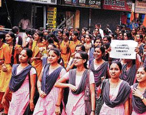 Guidelines framed for safety of girl students