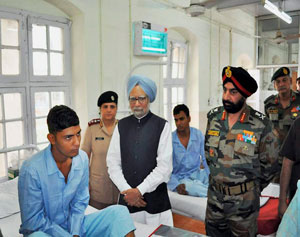Terrorists will not be allowed to succeed: PM
