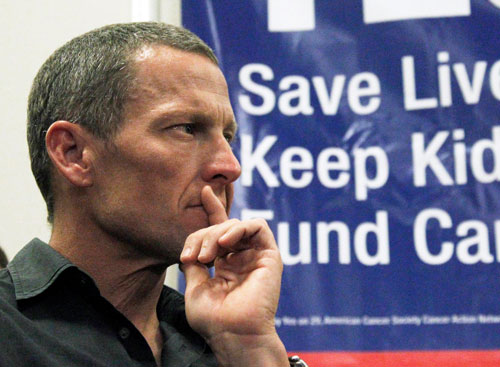 'Impossible to win Tour without doping' - Armstrong