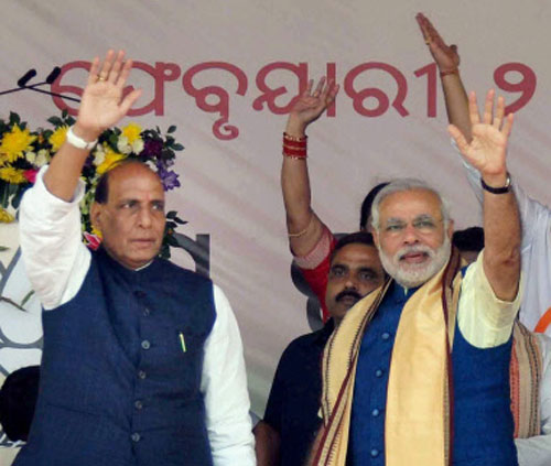 BJP leads list of tainted candidates in Odisha