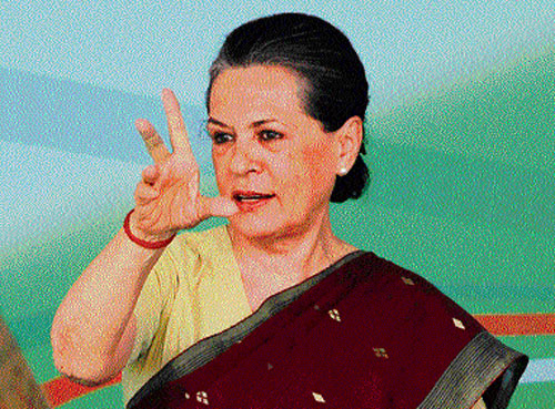 UPA fulfilled its promises: Sonia Gandhi