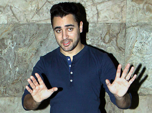 No good roles penned for Indians in Hollywood: Imran