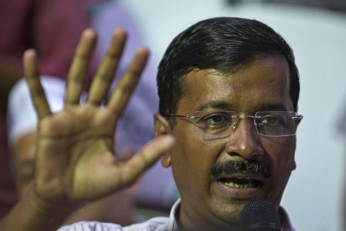 Kejriwal says decision to quit was taken at PAC meeting