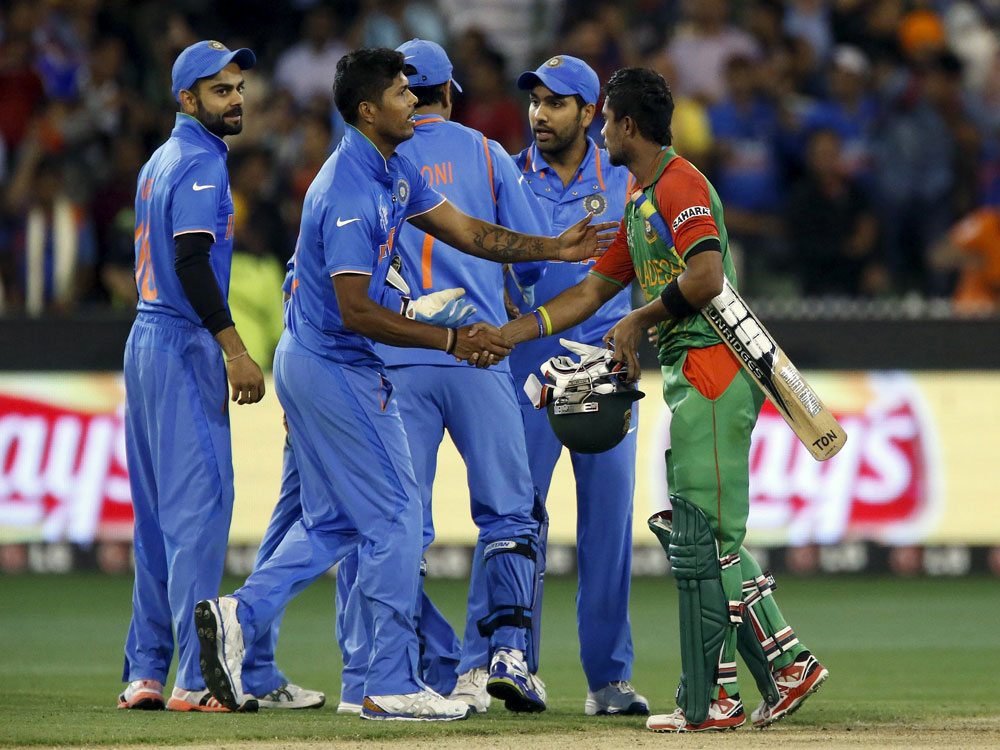 India favourites for the Cup:Mortaza