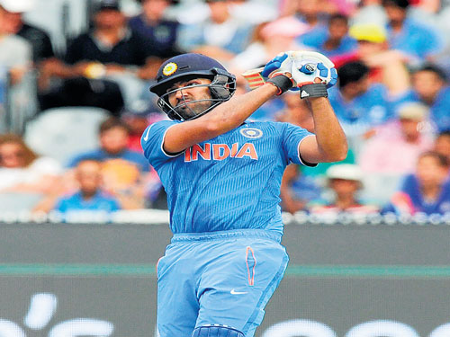 Peeved BCB to take up Rohit 'no-ball' with ICC