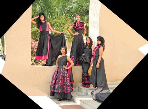 Stunning Designs Hit The Ramp Deccan Herald