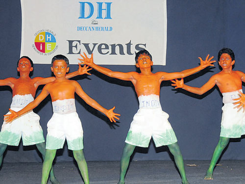 DHiE group dance contest for Zone-A enthrals audience
