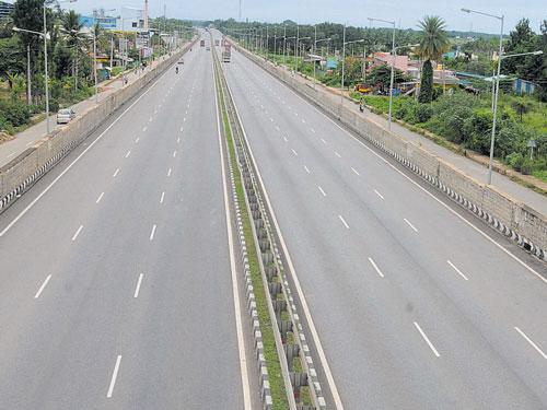 Highways are big ways now