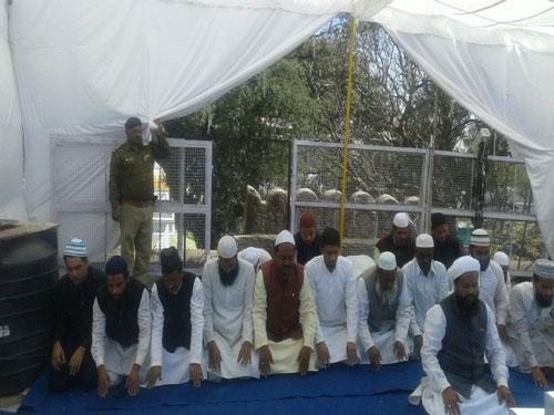 MP: Prayers go off peacefully at Bhojshala on 'Basant Panchami'