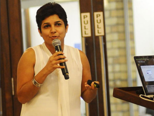 Facebook India Head Kirthiga Reddy to relocate to US