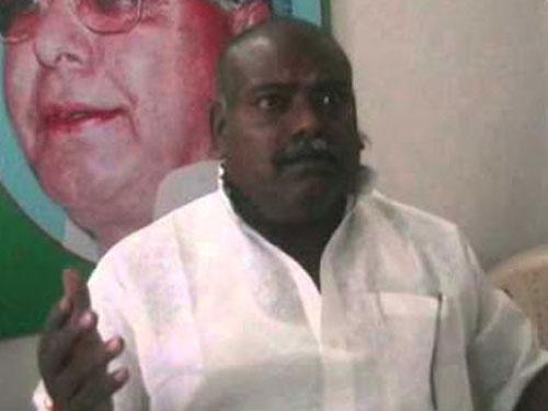Arrest order issued against RJD MLA in rape case