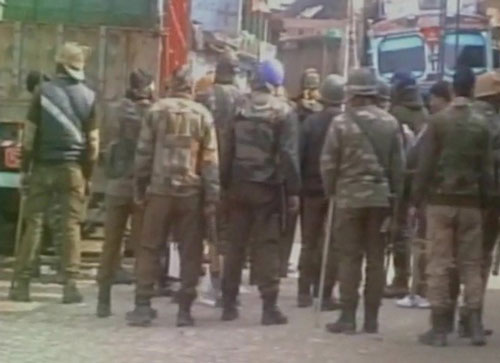 2 youths killed in firing on stone-pelters; 1 militant slain in encounter