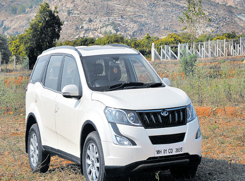 Finally, Mahindra's automatic avatar in the new age XUV500
