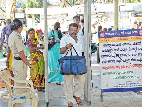 Bengaluru's bus stations sitting ducks for terrorists