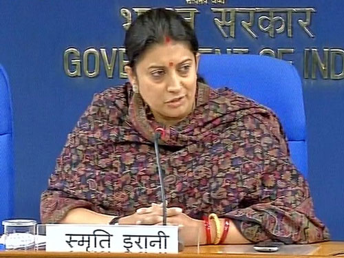 Varsities to fly tricolour on 207 ft mast on campuses: HRD min