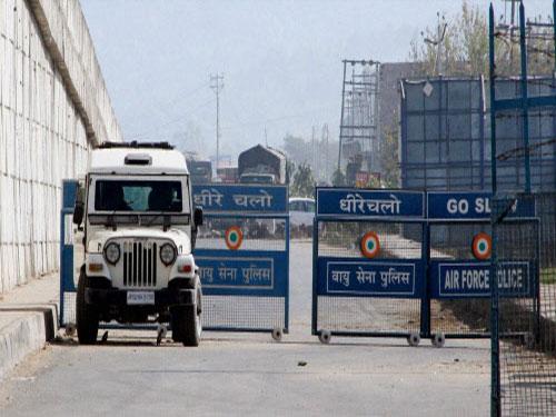 Pak lodges FIR in Pathankot terror attack case