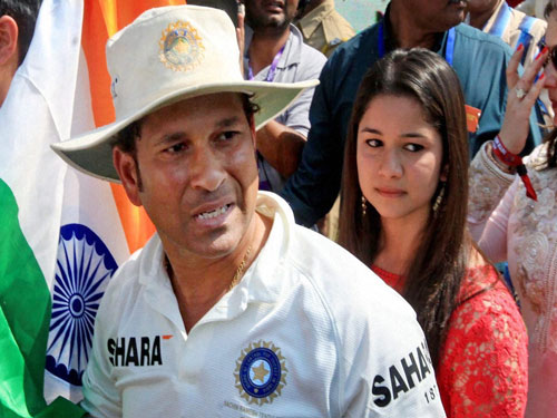 Discussed my last dismissal also with my brother: Tendulkar