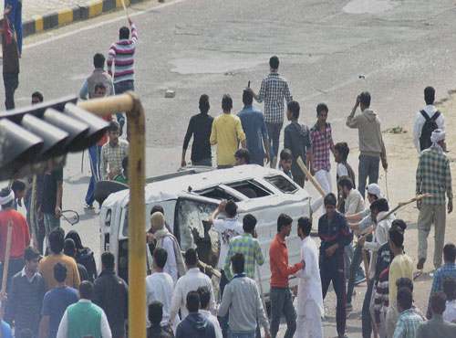 Violence continues in Haryana, curfew clamped in 2 more towns