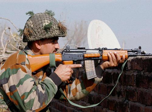 Two jawans, one civilian killed as militants storm CRPF convoy