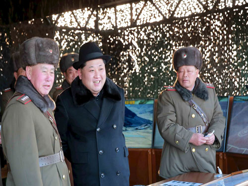 N Korea confirms new military chief after reported execution