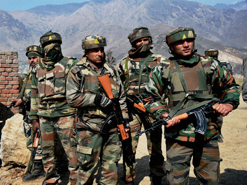 Pampore gunbattle ends after 48 hours, three terrorists killed