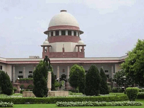 Apex court says violence will not solve any problem
