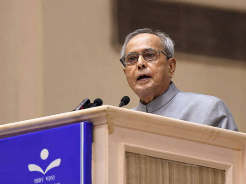 Energy shortage is down to 2.3 pc from 4 pc: President