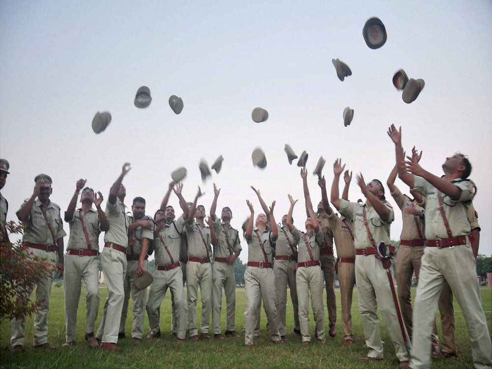 5.42 lakh vacancies in police forces, says study
