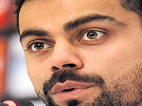 Chance to assess ourselves before World T20: Kohli