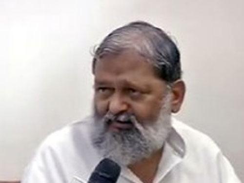 Jat stir: Vij for action against those behind arson, violence