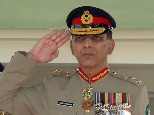 Kayani accused of being involved in defence land scam