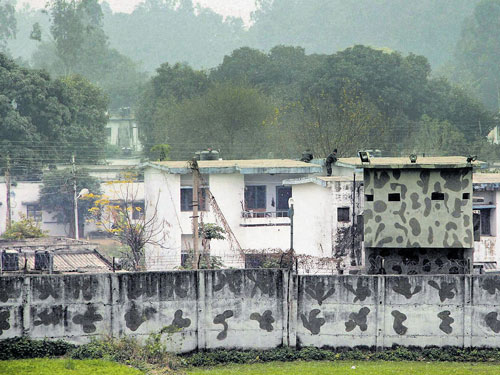 Militants came from Pak to attack air base, RS informed