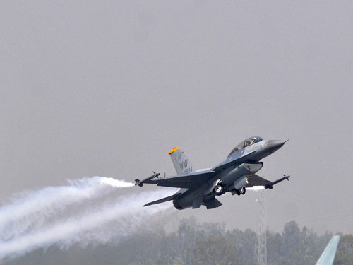 F-16 deal with Pak will affect aspects of Indo-US ties: PACOM