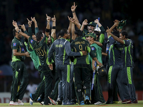 Pak govt allows team to compete in World T20 in India