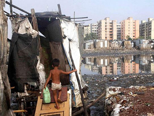 Over 50 pc people in India defecate in the open