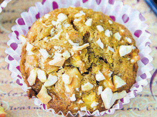 Healthy muffins for you